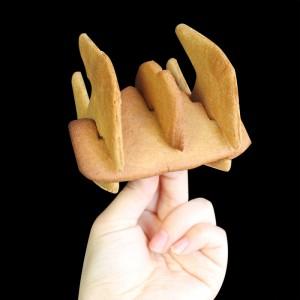 Emporte-pièce vaisseaux spatiaux pour biscuits