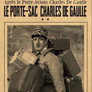 Porte-sac Général De Gaulle