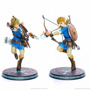 Figurine - Zelda - Personnage de Link - Hauteur 26 cm