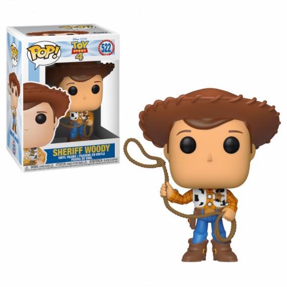 Figurine POP Toy Story - Woody