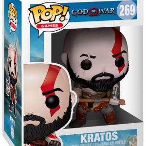 Figurine POP God of War Kratos