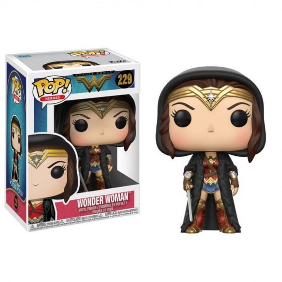 Figurine POP - Wonder Woman