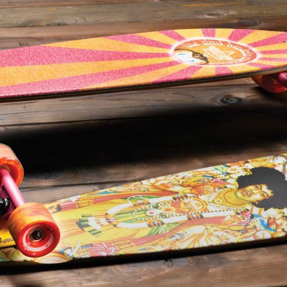 Longboard - Dusters Jimmy Hendrix