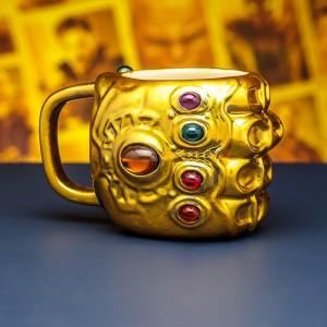 Mug 3D Marvel Avengers - Gant de Thanos