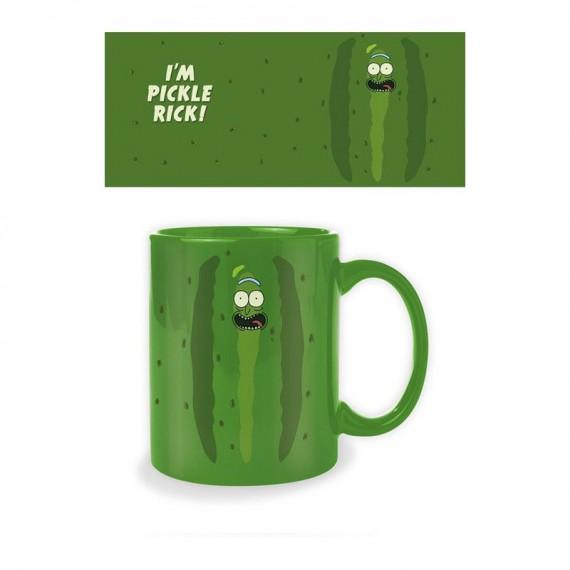 Mug Rick et Morty - Pickle Rick