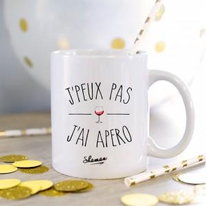 Mug - J'peux pas j'ai apéro
