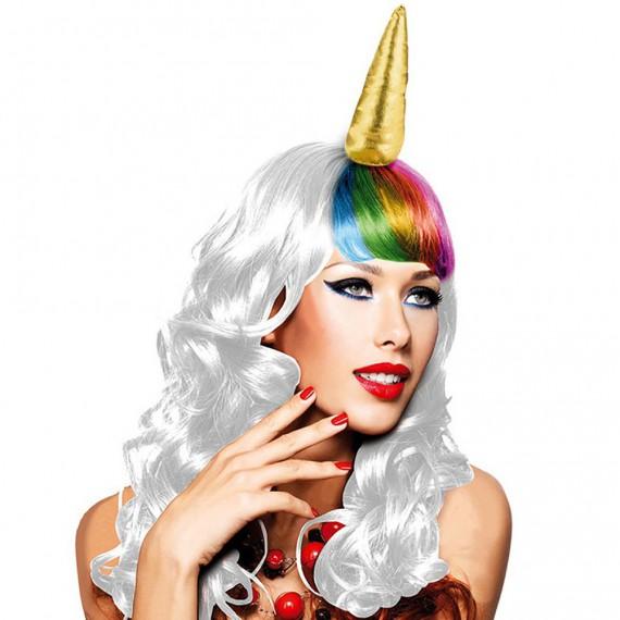 La perruque licorne