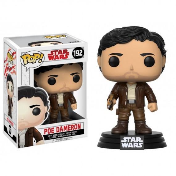 Bobble Head POP Star Wars - Poe Dameron