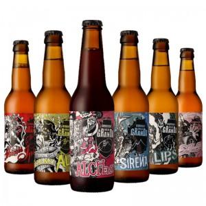 Bières de la Brasserie Della Granda