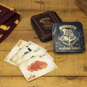 Jeu de Cartes Harry Potter - Hogwarts