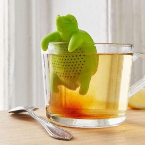 Infuseur à thé tortue