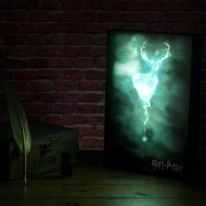 Lampe Harry Potter Patronus Harry