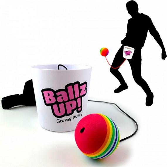 Ballz Up, bilboquet insolite