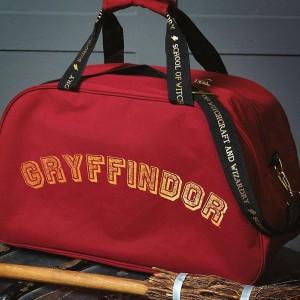 Sac de Sport Harry Potter Quidditch rouge