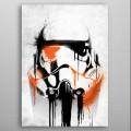 Panneau en Métal Stormtrooper by Banksy