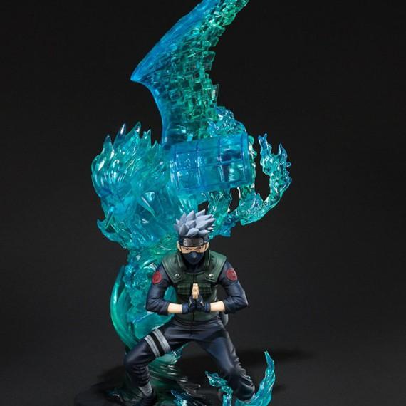 Figurine Naruto Shippuden - Kakashi Hatake Susanoo Figuarts Zero 43cm