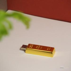 La clé usb lingot d'or