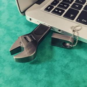 Clé USB Molette