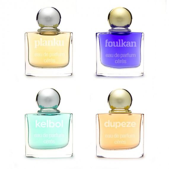Coffret Parfum Miniatures Esotériques - Planku & Foulkan