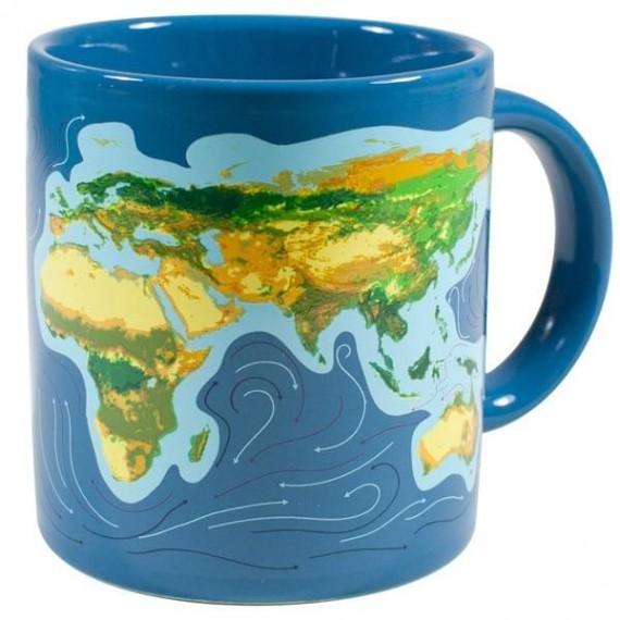 Le mug réchauffement climatique THERMORÉACTIF