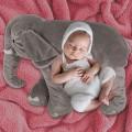 Coussin Peluche Éléphant