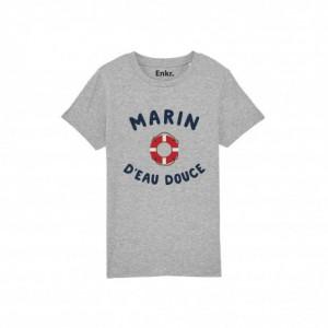 T-shirt Enfant - Marin D'eau Douce