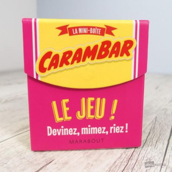 Carambar Le Jeu ! - Marabout