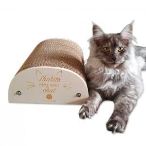 Griffoir pour chat - J'habite chez mon chat