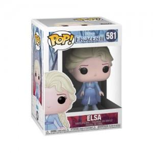 Figurine POP - La Reine des neiges 2 Elsa