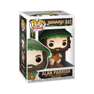 Figurine Pop Jumanji - Alan Parrish