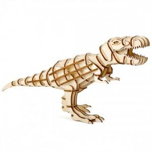 T-Rex puzzle 3D