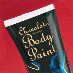 Body Paint en chocolat