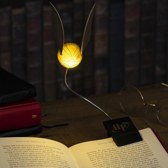Lampe USB Harry Potter - Vif d'Or