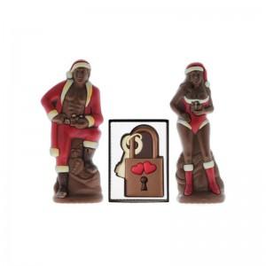Box Chocolat de Noël coquin