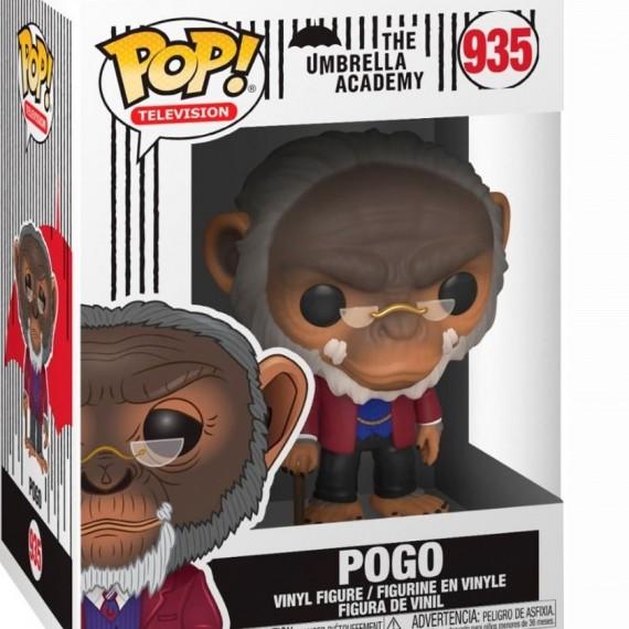 Figurine POP Umbrella Academy - Pogo