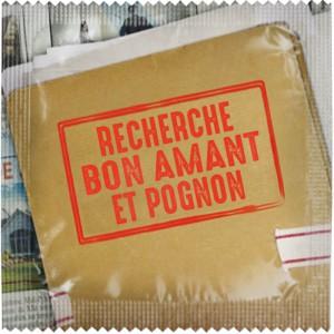 Préservatif - Recherche Bon amant et pognon