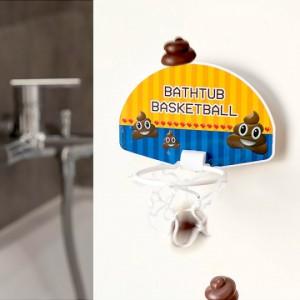 Jeu pour le bain - Basket caca