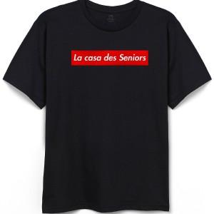 T-Shirt - La casa des Seniors