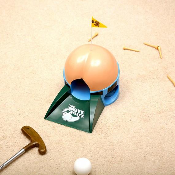 Butt Putt - Le jeu de golf fesses