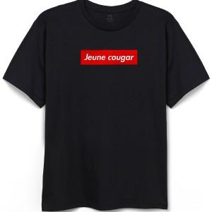 T-Shirt - Jeune cougar