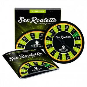 Jeu - Sex roulette préliminaires