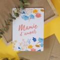 Carte Mamie d'amour