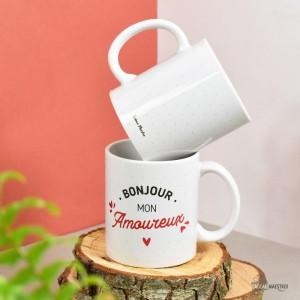 Mug - Bonjour mon amour