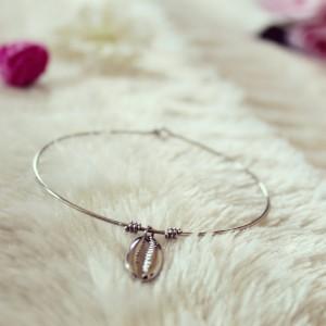 Bracelet Jonc - Coquillage