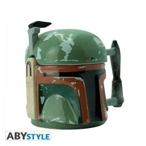 Mug Star Wars Boba Fett Casque