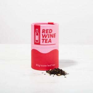 Thé au vin rouge