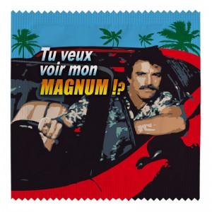 Préservatif Magnum