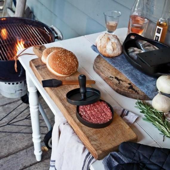 Kit à burger pour barbecue