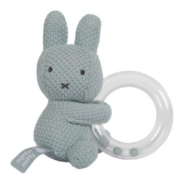 Hochet Miffy le lapin