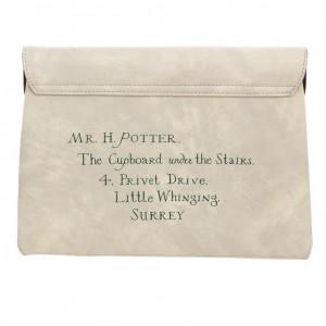 Sac à main lettre de Poudlard - Harry Potter